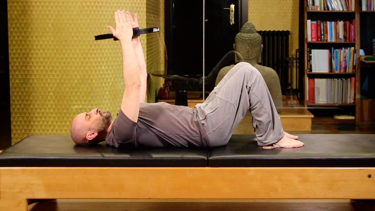 Pilates (Aro) Básico #01